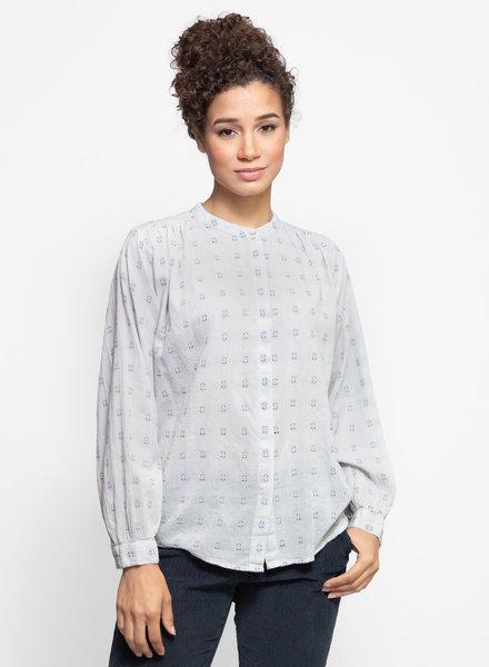 Local Clover Shirt Blue