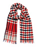 Inouitoosh Carlow Scarf Rouge Red