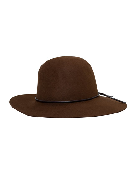 Local Tomasa Hat Brown