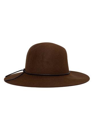 Local Tomasa Hat Brown