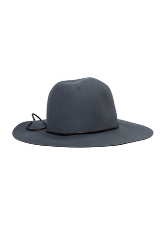 Local Tomasa Hat Grey