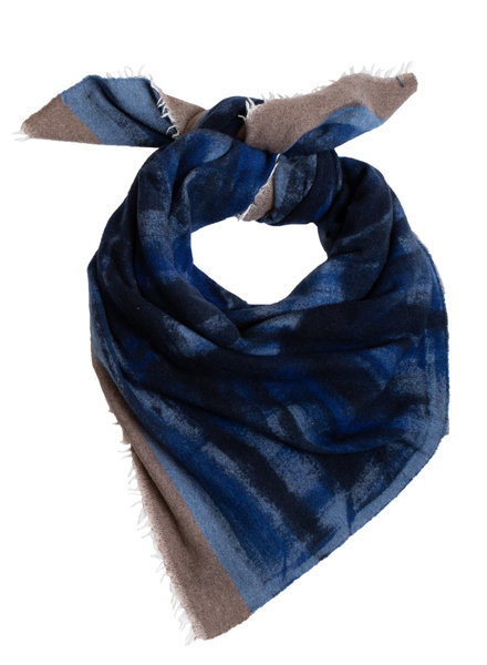 Destin Zeir Scarf Blue