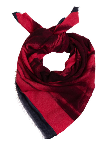 Destin Zeir Scarf Red