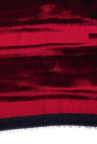 Destin Zeir Scarf Red