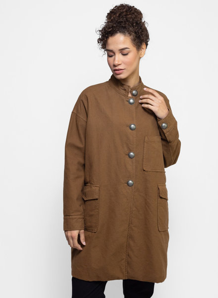 Bsbee Dakota Coat Tobac