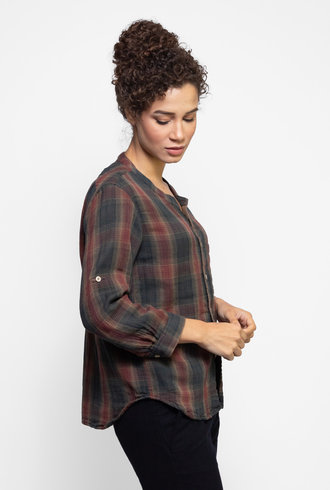Bsbee Amish Shirt Sandy Check