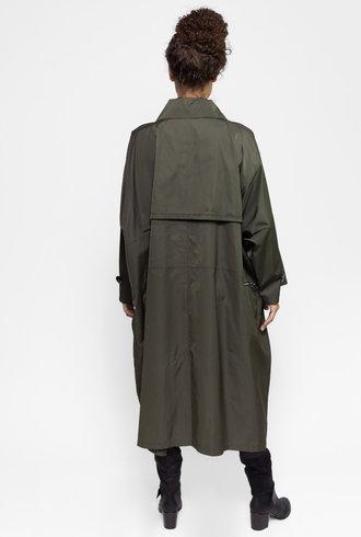 Pret Pour Partir Sunny Nil Coat Khaki
