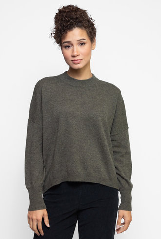 360 Sweater Makayla Sweater Olive