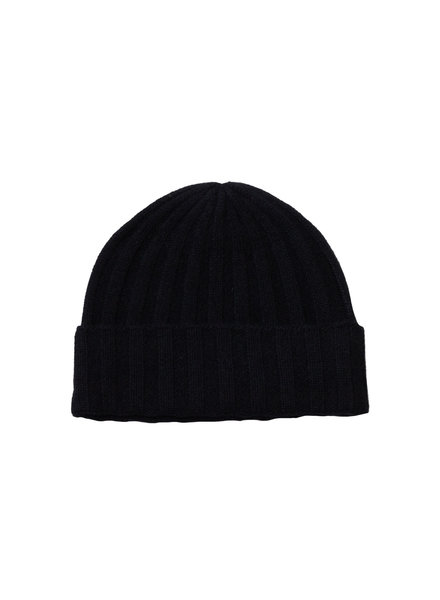 360 Sweater Candice Cashmere Beanie Black