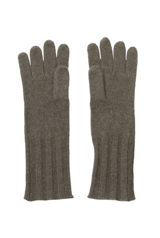 360 Sweater Janice Cashmere Gloves Olive
