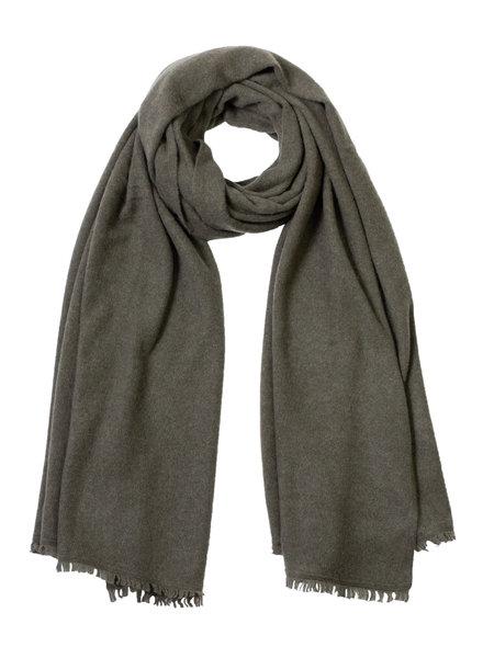 360 Sweater Nadine Cashmere Scarf Olive