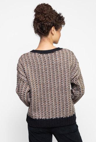 360 Sweater Camryn Sweater Multi