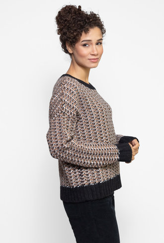360 Sweater Camryn Sweater Multi