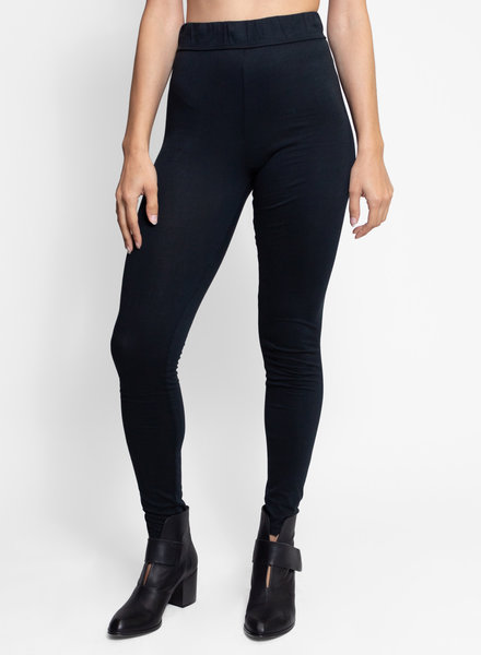 Raquel Allegra Leggings Black