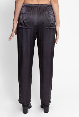 Raquel Allegra Drawstring Trouser Slate