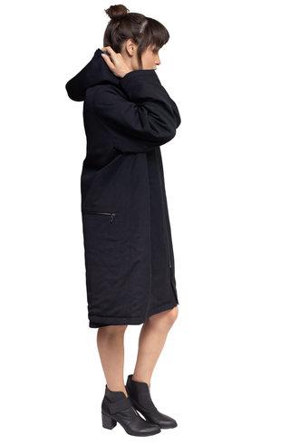 Pret Pour Partir Barbara Yun Coat Black Noir