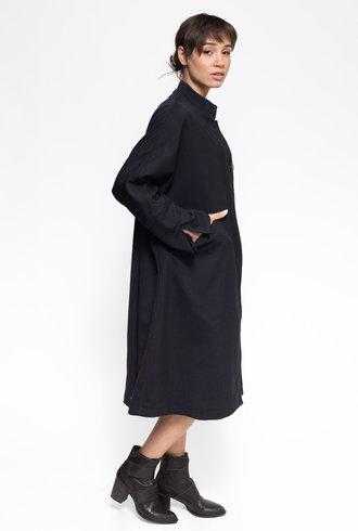 Pret Pour Partir Olga Yun Coat Noir