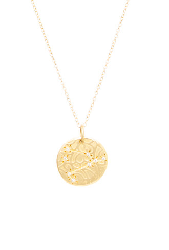 Page Sargisson Capricorn Constellation Necklace