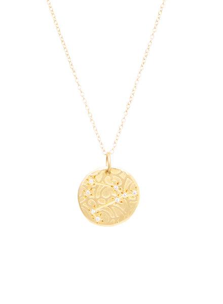 Page Sargisson Capricorn Constellation Necklace