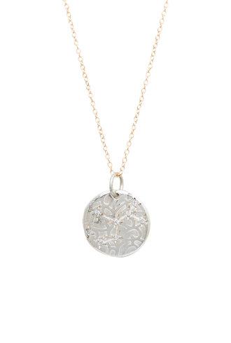 Page Sargisson Aquarius Constellation Necklace