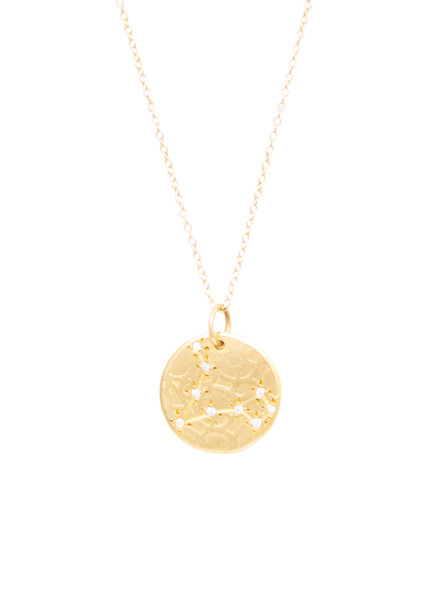 Page Sargisson Pisces Constellation Necklace