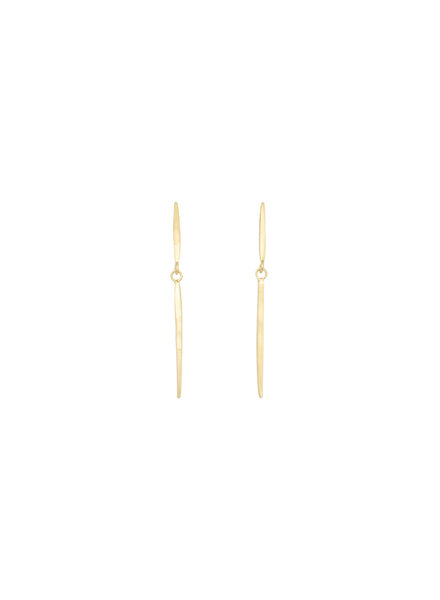 Sarah McGuire Short Icicle Post Earring