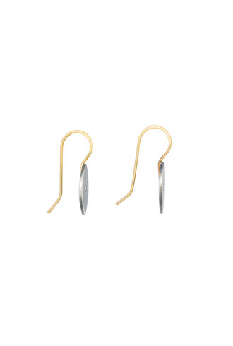 Sarah McGuire Marquise Diamond Earrings
