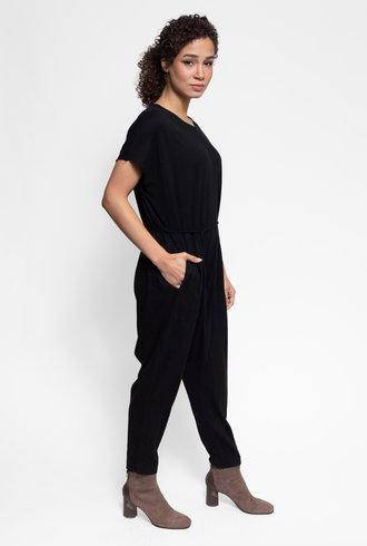 Raquel Allegra Jumpsuit Black