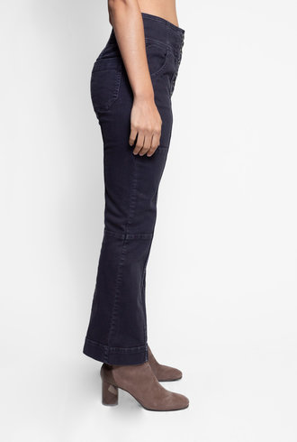 Ulla Johnson Ellis Jean Charcoal