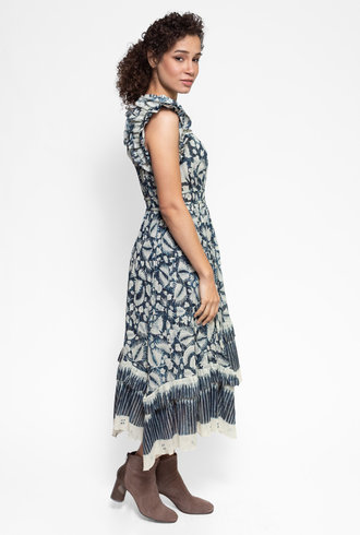 Ulla Johnson Amalia Dress Indigo