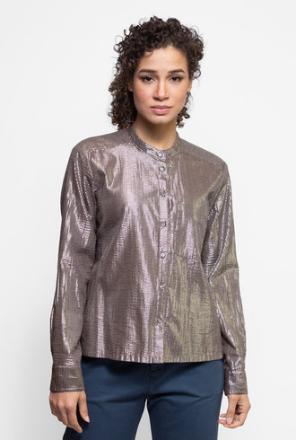 Xirena Greycen Shirt Smoky