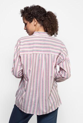 Xirena Jordy Shirt Natural Blush