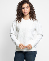 Burning Torch Basswood Pullover