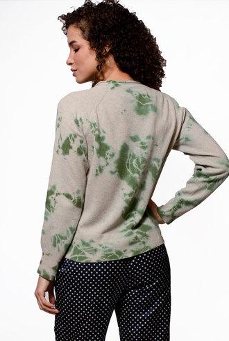 Raquel Allegra Raglan Sweater