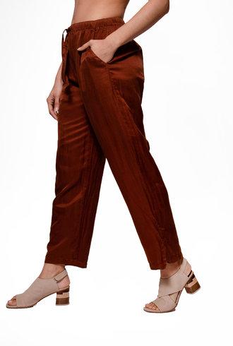 Raquel Allegra Drawstring Trouser