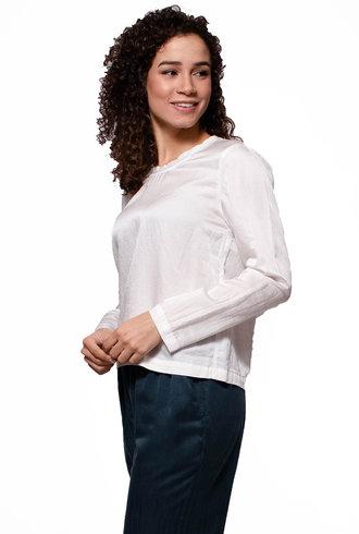 Raquel Allegra Long Sleeve Top