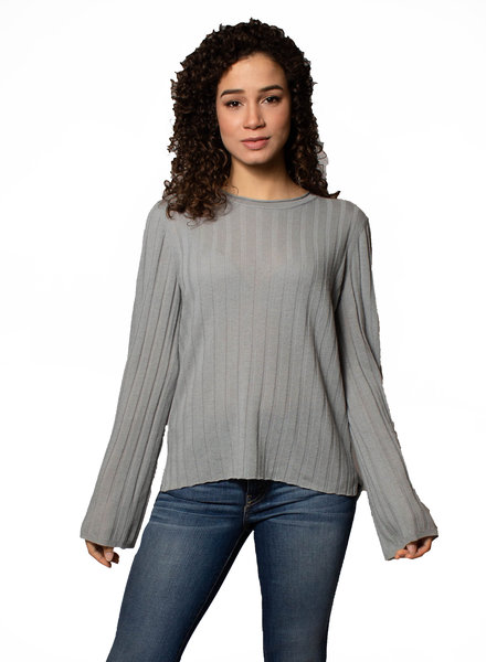 Inhabit Rib Cashmere Pullover