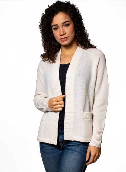 360 Sweater Belted Cardigan