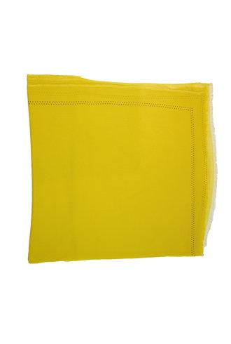 Destin Cot Unito Mega Scarf Yellow
