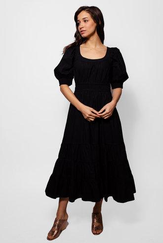 Ulla Johnson Juniper Dress Noir