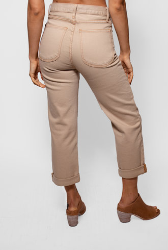 The Great The Easy Roll Jean Khaki