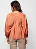 The Great The Pin-tuck Lyric Top Apricot