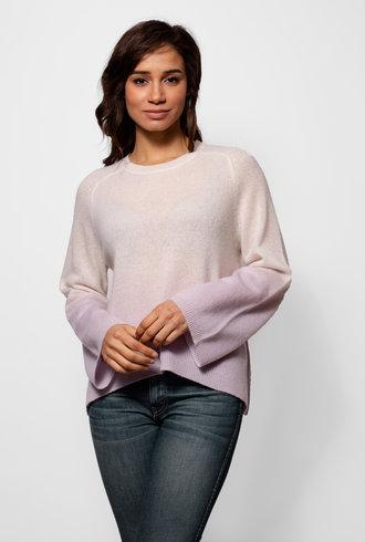 360 Sweater Kalene Sweater Mallow Dip Dye