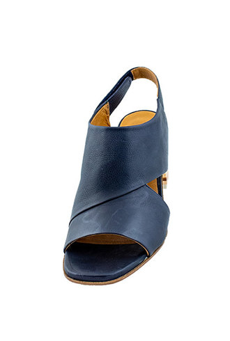 Coclico Bway Heel Frida Navy