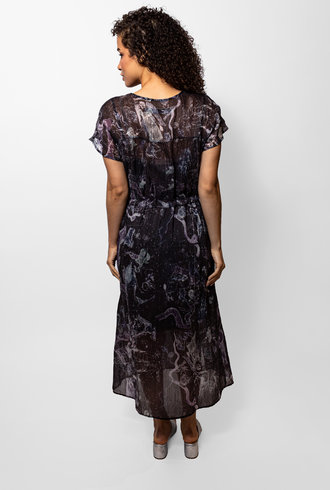 Raquel Allegra Zodiac Moon Dress