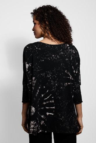 Raquel Allegra Black Constellation Jersey New Cocoon