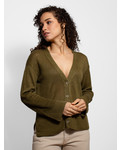 Inhabit V Neck Cardigan