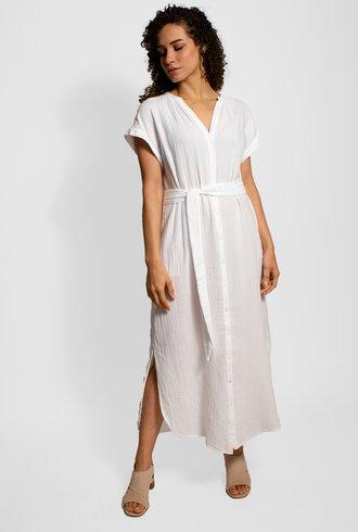Xirena Samantha Dress White