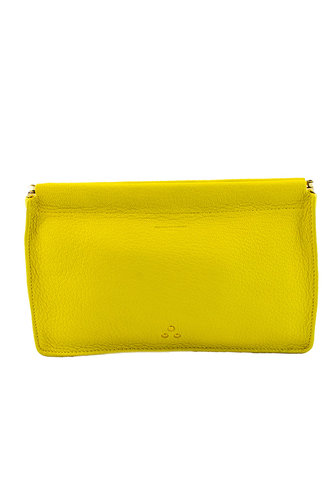 Jerome Dreyfuss Large Goatskin Clutch