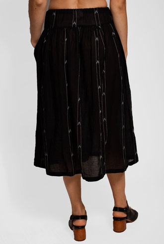 Bsbee Manti  Black Skirt